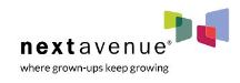 nextavenue: where grown-ups keep growing Logo